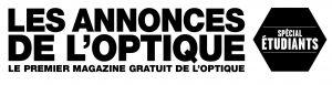Editions Presse Optic - Les Annonces de l'optique - Spécial Etudiants - Logo