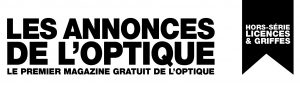 Editions Presse Optic - Licences et Griffes - Hors-Séries - Logo